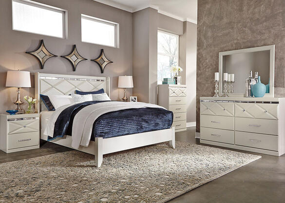 HANNAH 5PC QUEEN BEDROOM