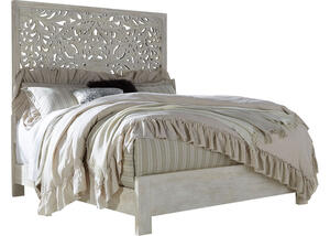 Baroni Queen Bed
