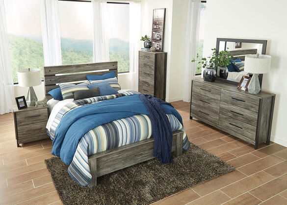 Urbana 5pc Queen Bedroom
