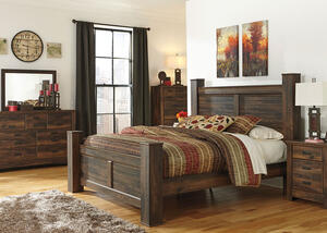 Desmond 8 Pc. King Bedroom