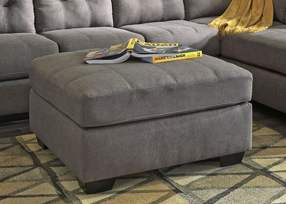 Marlo 3 Pc Laf Sectional Charcoal The Roomplace