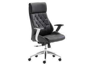 Boutique Black Office Chair