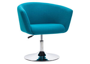 Umea Arm Chair Island Blue Blue