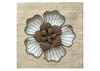 Rustic Flower Wall Decor Natural