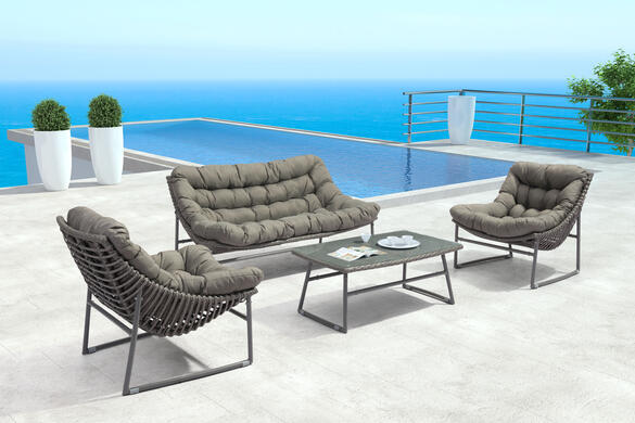 Ingonish Beach 3 Pc. Patio Set