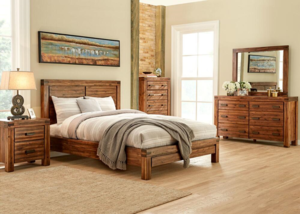 Search Results for montana 7 piece king bedroom - The RoomPlace