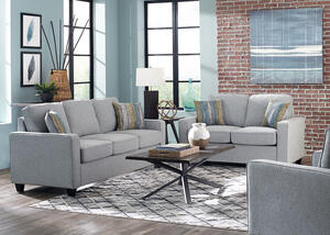 Brownswood Gray 3 Pc. Living Room by Scott Living