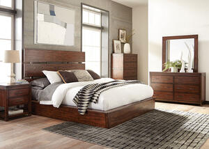 Artesia 7 Pc. King Bedroom by Scott Living