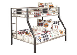 BROOK TWIN/FULL BUNK BED