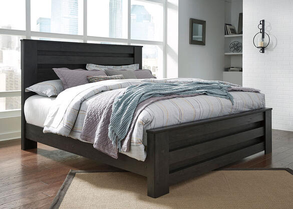 Bryce King Bed