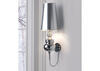 Idea Wall Lamp Chrome Silver