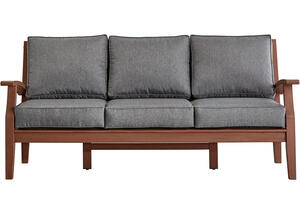 Newport Brown Sofa
