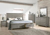 Malibu Gray 7 Pc. Queen Bedroom