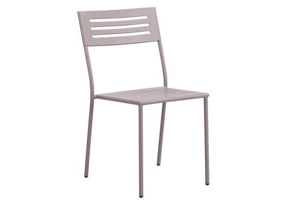 Oz Taupe 5 Pc. Dinette