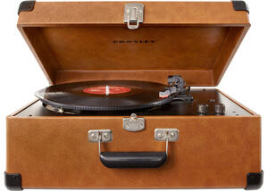 Crosley Keepsake Brown Turntable