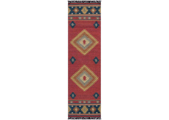 Surya Jewel Red Rug - JT1033