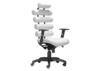 Unico White Office Chair