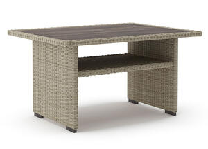 Silvercove Table Gray