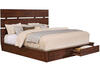 Artesia King Storage Bed by Scott Living