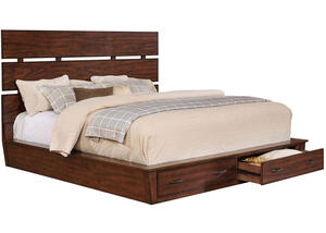 Artesia Queen Storage Bed by Scott Living