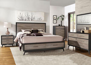 Reegan 7 Pc. King Bedroom