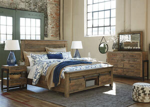 Crestwood 7 Pc. King Bedroom