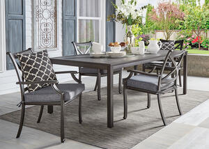 Brighton 5 Pc. Dinette w/Cushions