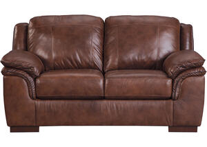 Loveseat Canyon Dakota Brown