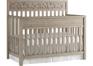 Autry Convertible Crib by ED Ellen DeGeneres