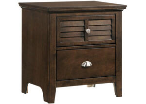 Malibu Brown Nightstand