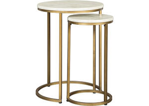 Ariel Nesting End Tables