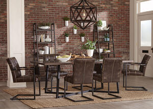 Oakville 7 Pc. Dining Room by Scott Living