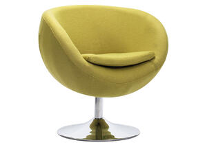 Lund Arm Chair Pistachio Green