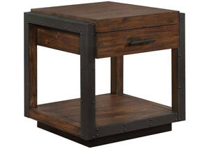 Sawyer End Table by Scott Living
