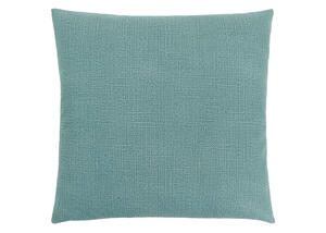 Patterned Green Pillow