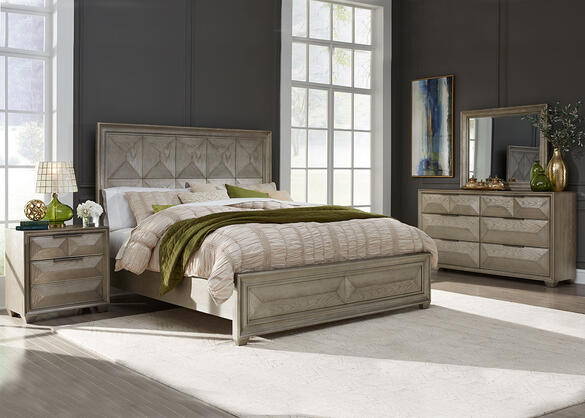 Sterling 8 Pc. King Bedroom
