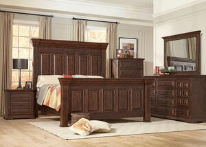 Medford 8 Pc. Queen Bedroom