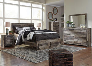Ethan 5 Pc. Queen Bedroom