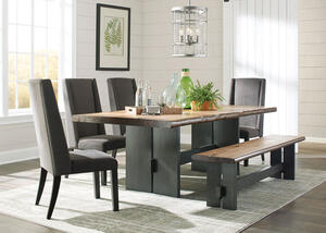 Marquette Ash 6 Pc. Dining Room by Scott Living