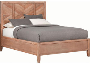 Auburn King Bed by Scott Living