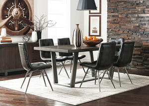 Hutchinson 7 Pc. Dining Room by Scott Living