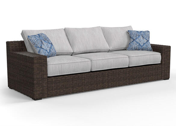 New Haven Sofa Brown