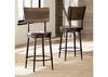 Jennings Swivel Bar Stool Walnut