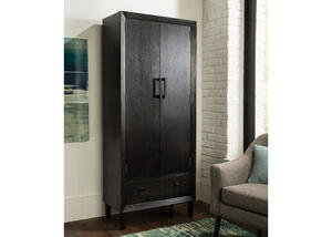 Espresso Accent Cabinet by Scott Living