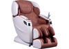 Tranquility Cappuccino and Pearl White Massage Chair