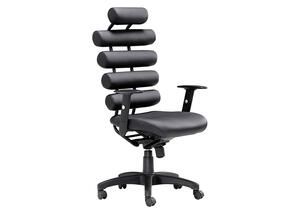 Unico Office Chair Black Black
