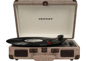 Crosley Cruiser Deluxe Havana Turntable