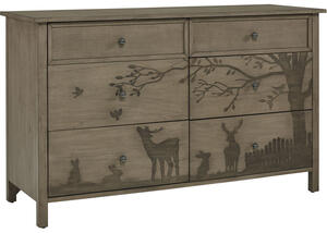Forest Animals Dresser by ED Ellen Degeneres