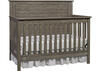 Quinn Vintage Gray Convertible Crib by Fisher Price