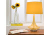 Zoey Mustard Table Lamp